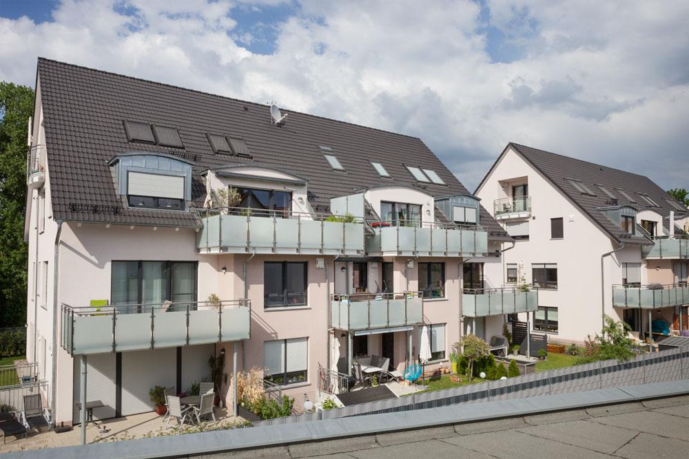 8-Familienhäuser Erlangen