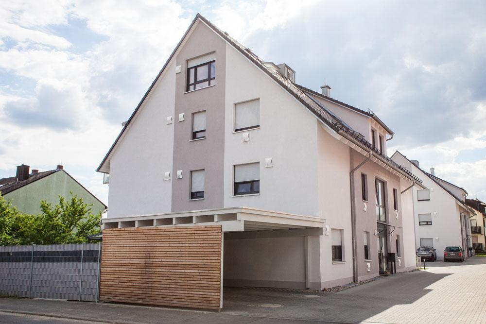 Zwei 6-Familienhäuser Kalchreuth