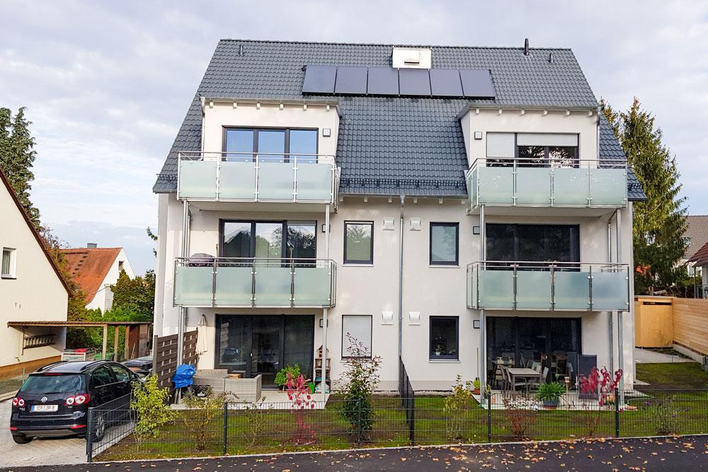 Mehrfamilienhaus in Herzogenaurach